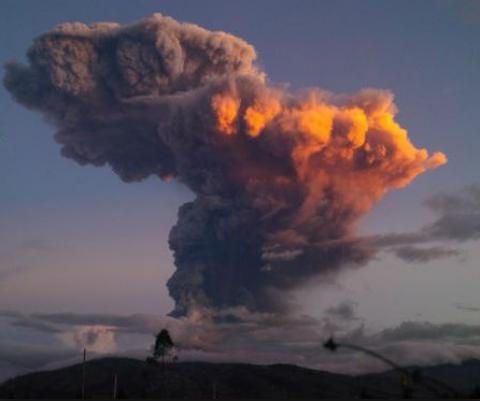 Plumas Eruptivas