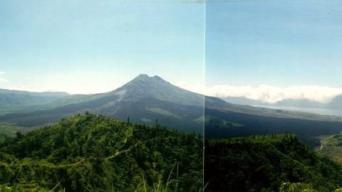 Indonésia – Batur