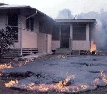 Perigos & Riscos Vulcânicos