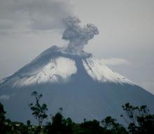 Erupções de Fevereiro de 2016