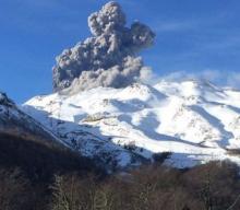Erupções de Janeiro de 2016