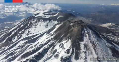 Vulcão Nevados del Chillán